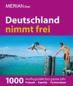 Deutschland nimmt frei (Mängelexemplar)