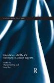 Boundaries, Identity and belonging in Modern Judaism (eBook, ePUB)