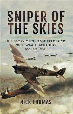 Sniper of the Skies (eBook, PDF) - Thomas, Nick