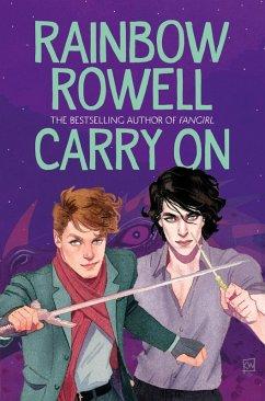 Carry On (eBook, ePUB) - Rowell, Rainbow