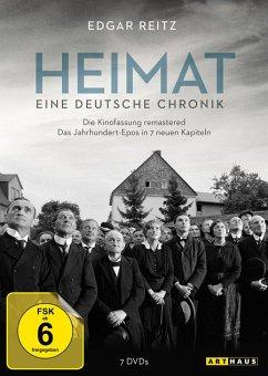 Heimat - Eine deutsche Chronik Digital Remastered - Breuer,Marita/Schaad,Dieter