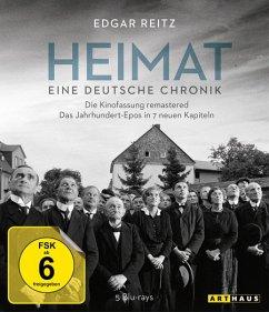 Heimat - Eine deutsche Chronik Director's Cut - Breuer,Marita/Schaad,Dieter