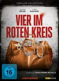 Vier im roten Kreis (Thriller Collection)
