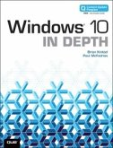 Windows 10 In Depth (includes Content Update Program) (eBook, ePUB)