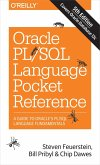 Oracle PL/SQL Language Pocket Reference (eBook, ePUB)