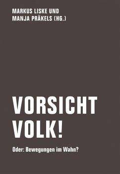 Vorsicht Volk! (eBook, ePUB)