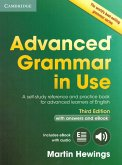 Advanced Grammar in Use. Third edition. Book with answers and Interactive ebook