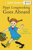 Pippi Longstocking Goes Aboard (eBook, ePUB)