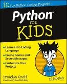 Python For Kids For Dummies (eBook, PDF)