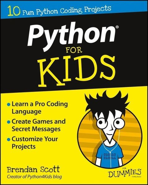 Python For Dummies Ebook