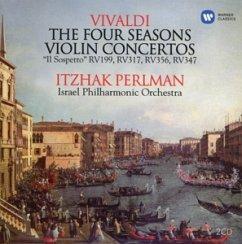 Die Vier Jahreszeiten,Violinkonzerte - Perlman,Itzhak/Ipo