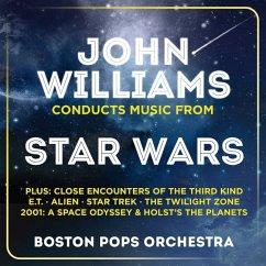 John Williams Conducts Music From Star Wars - Williams,John/Bpo