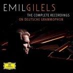Gilels: Complete Recordings On Dg (Ltd.Edt.)