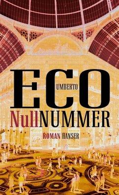 Nullnummer (eBook, ePUB) - Eco, Umberto