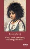 Heidi kann brauchen, was sie gelernt hat (eBook, ePUB)