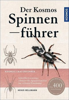 Der Kosmos Spinnenführer - Bellmann, Heiko