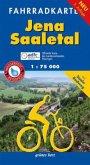 Fahrradkarte Jena, Saaletal