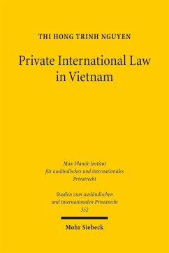 Private International Law in Vietnam - Nguyen, Thi Hong Trinh