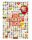 emoji - Das Stickerbuch