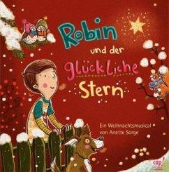 Robin und der glückliche Stern, Audio-CD