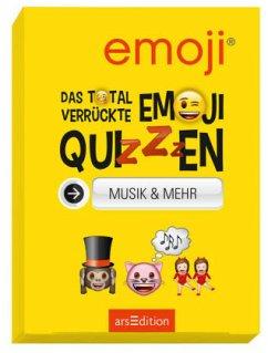 Das total verrückte emoji-Quizzen - Musik & mehr