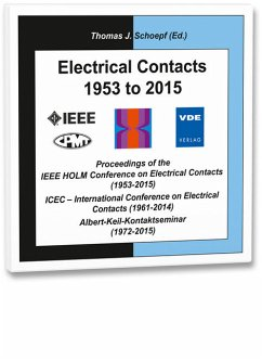 Electrical Contacts 1953 to 2015, DVD-ROM