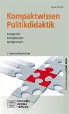 Kompaktwissen Politikdidaktik (eBook, PDF)