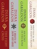 The Outlander Series Bundle: Books 5, 6, 7, and 8 (eBook, ePUB)