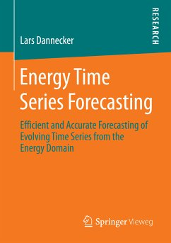 Energy Time Series Forecasting (eBook, PDF) - Dannecker, Lars