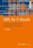 BWL für IT-Berufe (eBook, PDF)