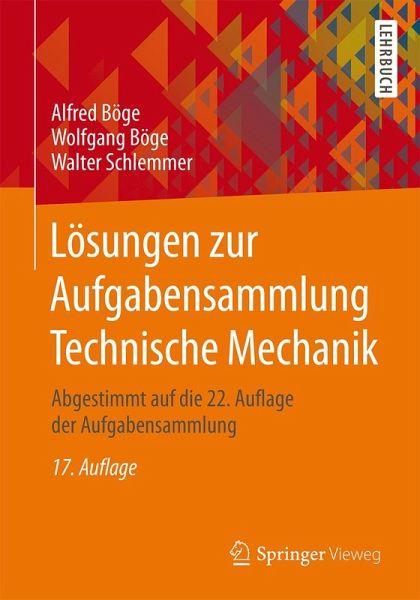 L sungen zur aufgabensammlung technische mechanik ebook for Technische mechanik grundlagen pdf