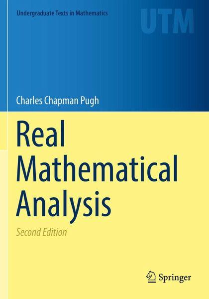 Real Mathematical Analysis (eBook, PDF)