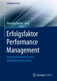 Erfolgsfaktor Performance Management (eBook, PDF)