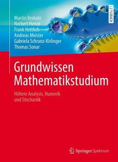 Grundwissen Mathematikstudium (eBook, PDF) - Brokate, Martin; Henze, Norbert; Hettlich, Frank; Meister, Andreas; Schranz-Kirlinger, Gabriela; Sonar, Thomas