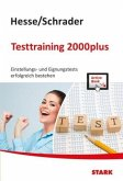 Hesse/Schrader: Testtraining 2000plus + ActiveBook