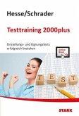 Hesse/Schrader: Testtraining 2000plus + ActiveBook