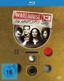 Warehouse 13 - Die komplette Serie BLU-RAY Box
