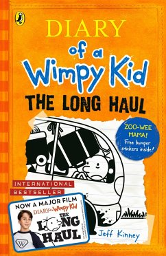 Diary of a Wimpy Kid 09. The Long Haul - Kinney, Jeff