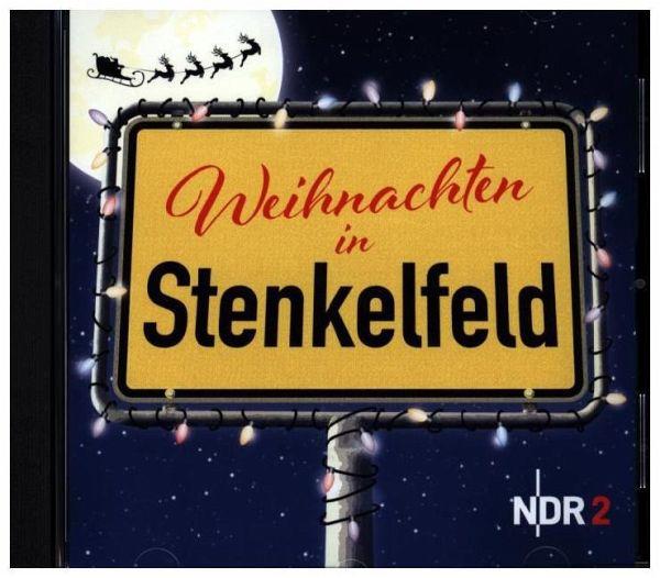 weihnachten in stenkelfeld 1 audio cd stenkelfeld. Black Bedroom Furniture Sets. Home Design Ideas