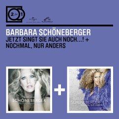2 For 1: Jetzt Singt Sie.../Nochmal,Nur Anders - Schöneberger,Barbara