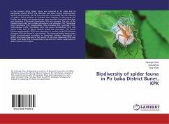 Biodiversity of spider fauna in Pir baba District Buner, KPK - Khan, Jehangir; Zaman, Asif; Khan, Asar