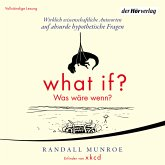 What if? Was wäre wenn? (MP3-Download)