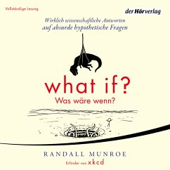 What if? Was wäre wenn? (MP3-Download) - Munroe, Randall
