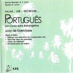 4 Audio-CDs zum Übungsbuch / Falar... Ler... Escrever... Português
