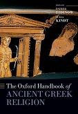 The Oxford Handbook of Ancient Greek Religion (eBook, PDF)
