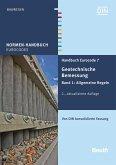 Handbuch Eurocode 7 - Geotechnische Bemessung, Band 1