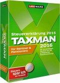 Taxman 2016 für Rentner & Pensionäre (Version 22.00) für die Steuererklärung 2015