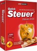 QuickSteuer Deluxe 2016 (Version 22.00) für die Steuererklärung 2015