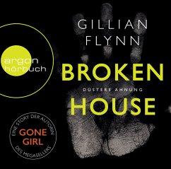 Broken House - Düstere Ahnung, 1 Audio-CD - Flynn, Gillian