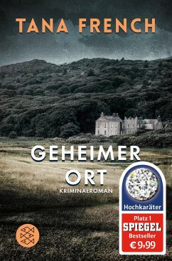 Geheimer Ort / Mordkommission Dublin Bd.5 - French, Tana